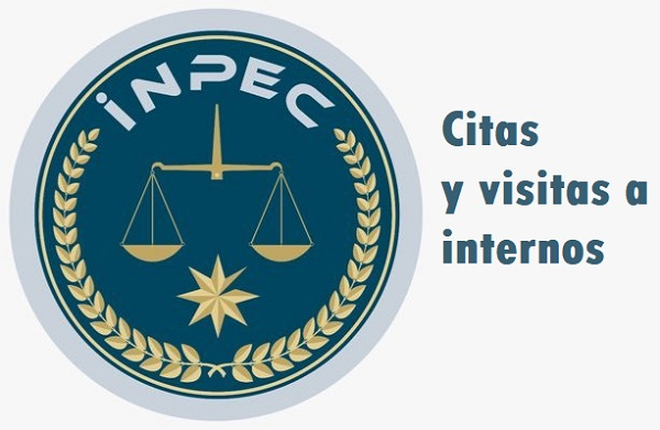 INPEC – Citas y visitas a internos en Establecimientos de Reclusión