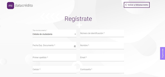 consultar DataCrédito gratis